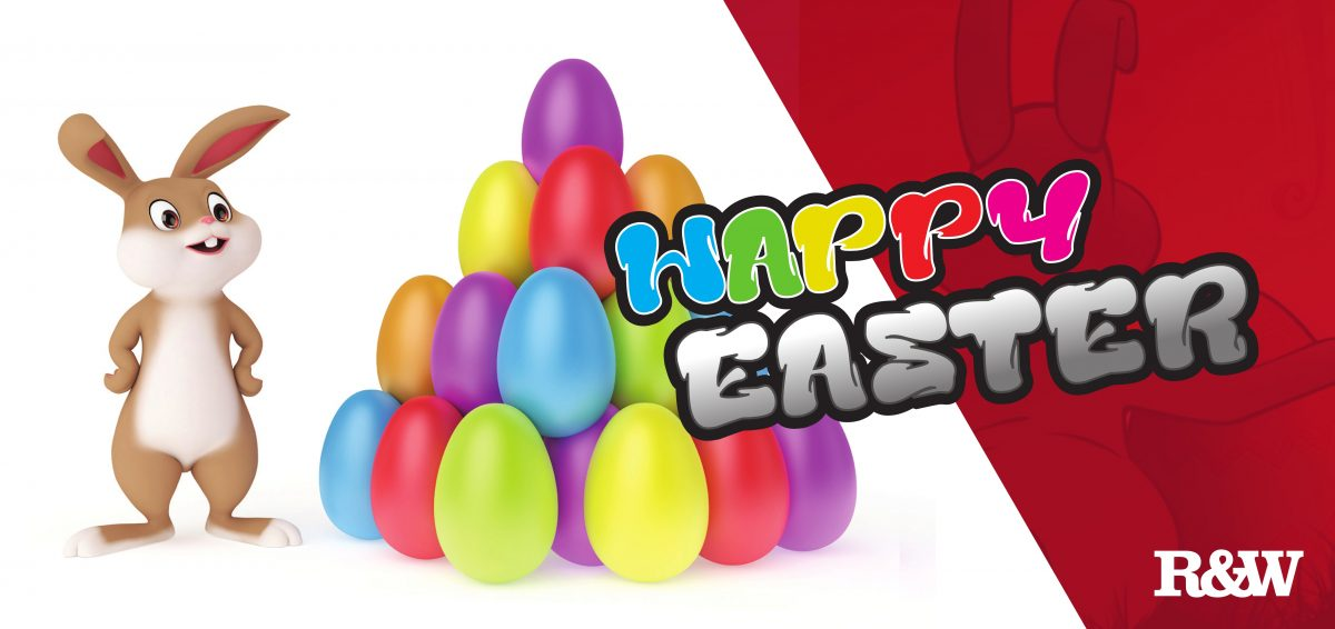 Caboolture Happy Easter DL Marketing Card - Adam Parry