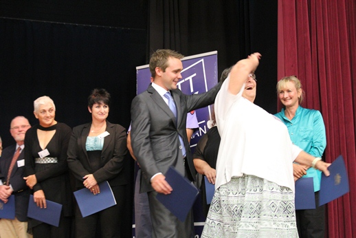 Wyatt Roy Longman Awards 2014 Wrap Up