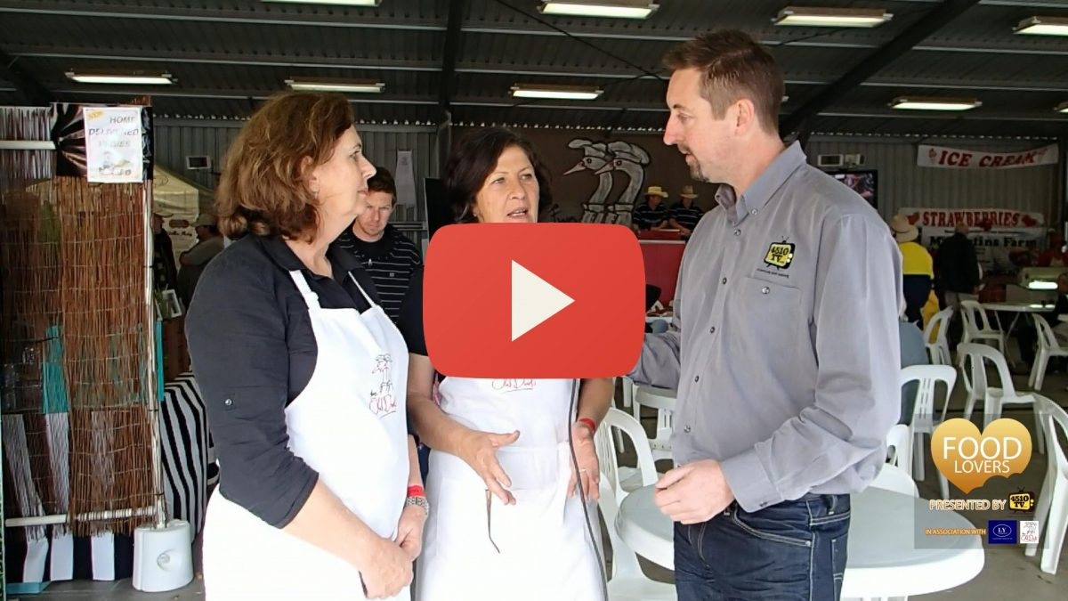 Caboolture Food Lovers - Ep 2 – Produce Showcasing with Two Old Ducks
