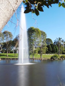 Centenary Lakes Park, Caboolture Queensland