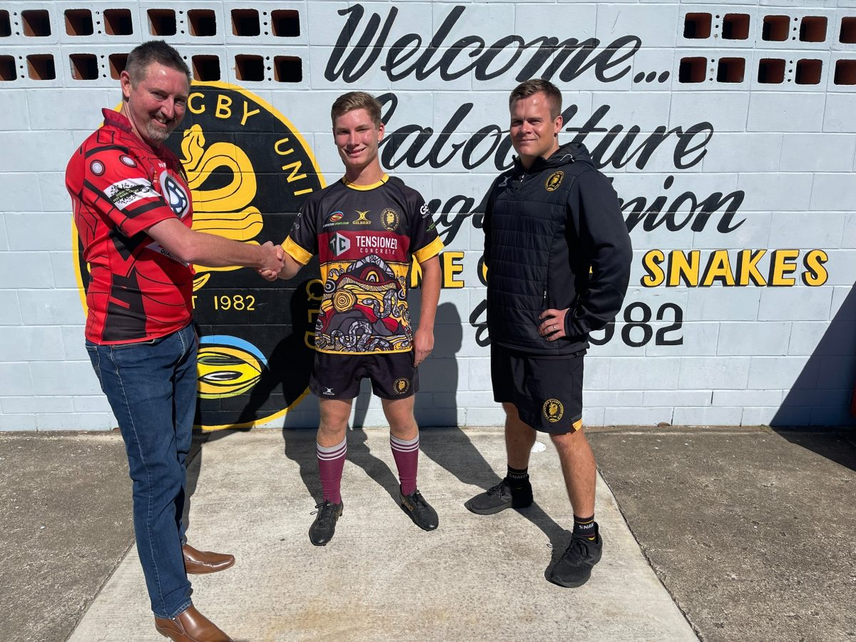 Caboolture Rugby Union Club Sponsor and Charity Day Jersey Auction